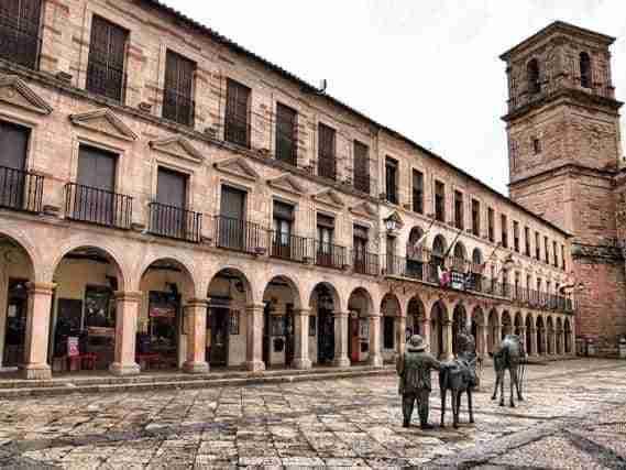 Los 7 pueblos más bonitos de Castilla-La Mancha, candidatos en el concurso 'Internet patrimonio de todos' de Eurona 1