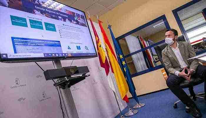 El Gobierno regional destina 210.000 euros al desarrollo de políticas locales de Consumo en la región 1