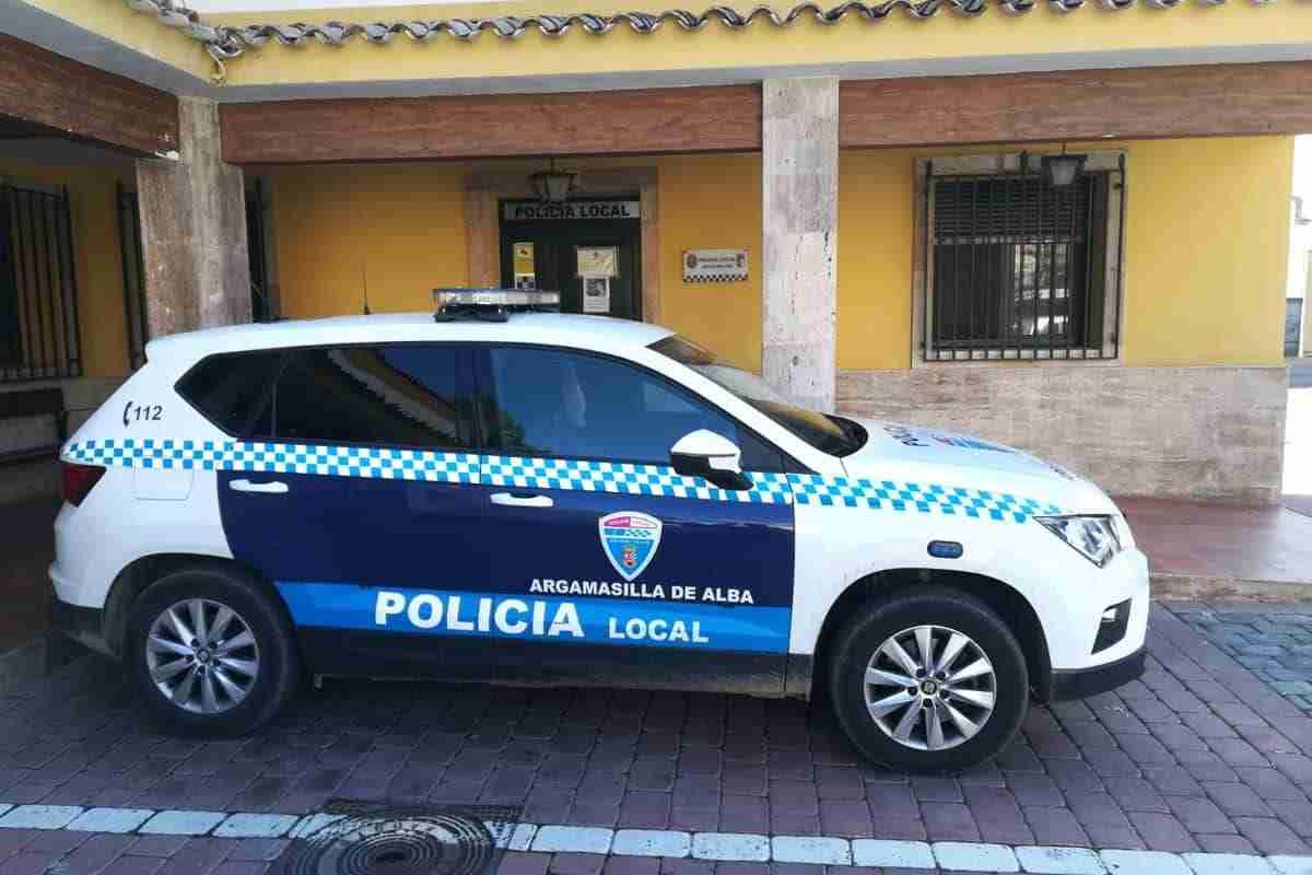 denuncias policia argamasilla de alba