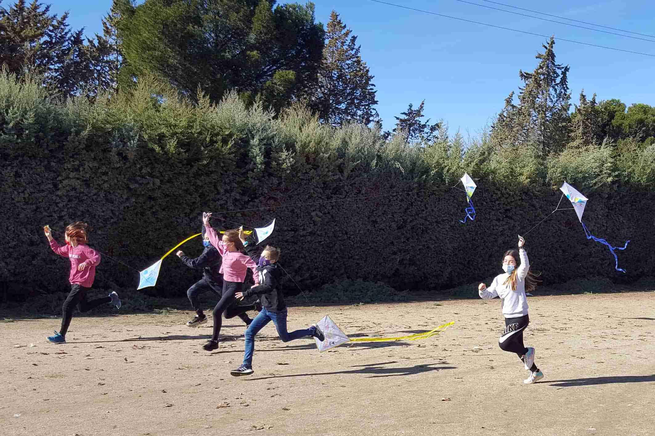 Los centros educativos de Argamasilla de Alba conmemoraron el Día Escolar de la Paz y la No Violencia 6