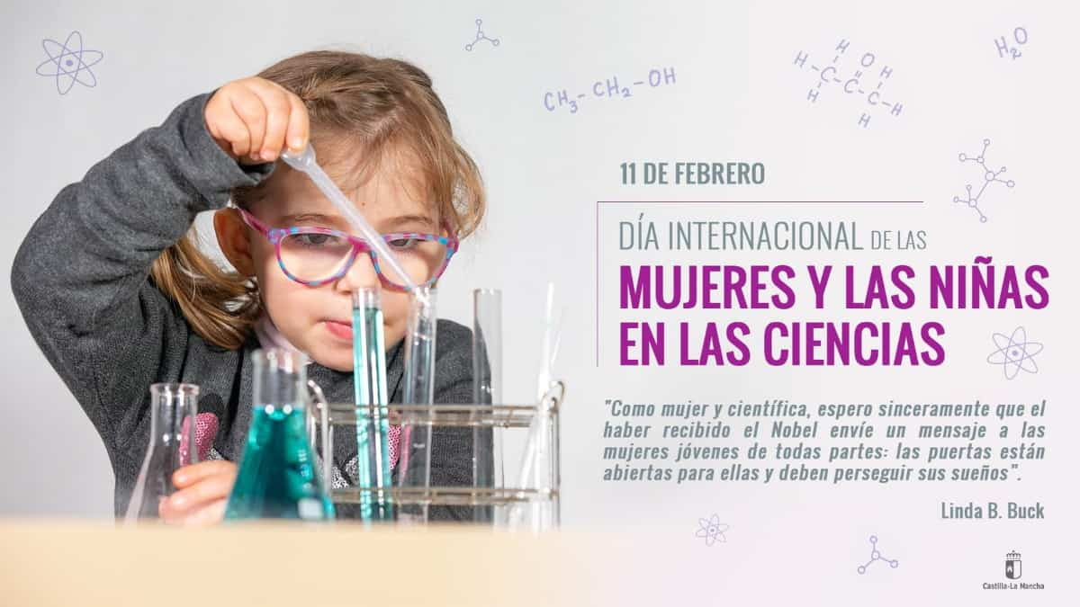 grupo de trabajo mujeres  y ciencia