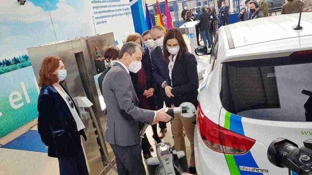 Puertollano garantiza el éxito a las inversiones en Hidrógeno Verde 1