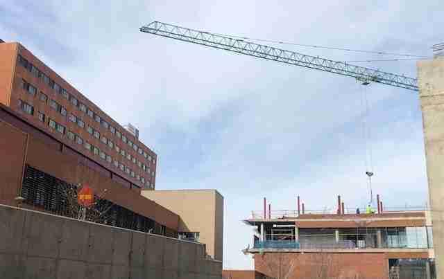 UGT Guadalajara solicita que la zona de ampliación del Hospital abra lo antes posible 8