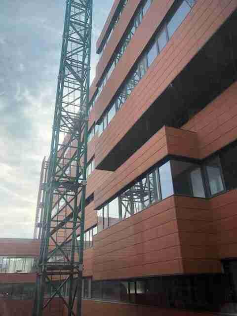 UGT Guadalajara solicita que la zona de ampliación del Hospital abra lo antes posible 1