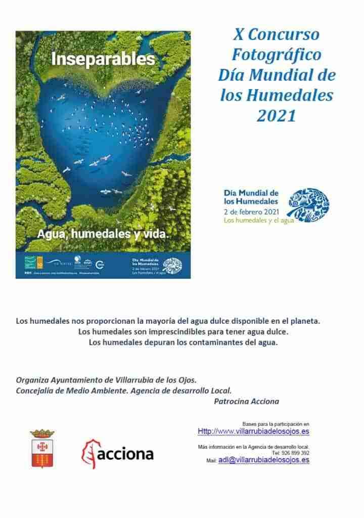 """""""Agua, humedales y vida"""", lema del 10º Concurso Nacional de Fotografía del Ayuntamiento de Villarrubia de los Ojos 3"""