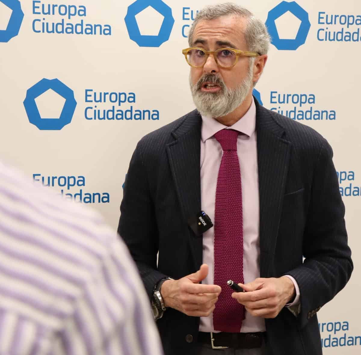 jose carlos montejano presidente europa ciudadana