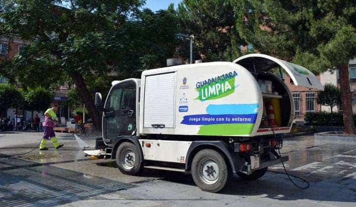 Acuerdo en el convenio colectivo de Limpieza Viaria y Recogida de Residuos de Guadalajara 3
