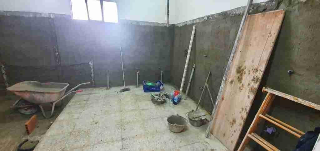 Concejalía de Infraestructuras realiza algunas obras en instalaciones municipales 7