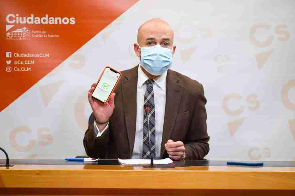 """Ciudadanos le pide al Gobierno de Page que responda por la """"chapuza informática"""" que supone la app de rastreo para restaurantes 1"""