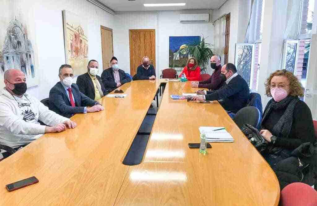 El Ayuntamiento traslada a FEPU todo su apoyo para minimizar las consecuencias económicas por las restricciones del COVID-19 1