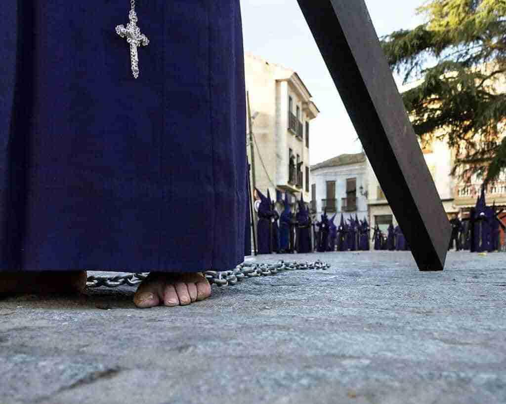 Semana Santa en Villarrubia de los Ojos, Fiesta de Interés Turístico Regional, suspende las procesiones y actos culturales 14