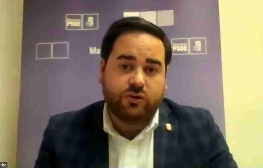 """Pablo Camacho: """"Desde el PSOE aplaudimos el plan de vacunación de Castilla-La Mancha y la administración del 100% de las dosis recibidas"""" 1"""