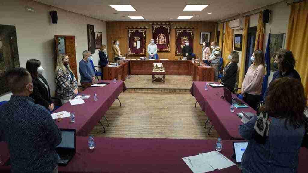 La Corporación de Argamasilla de Alba aprobó de forma unánime la moción por el 8M 1