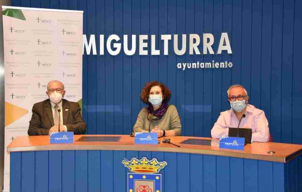 AECC de Ciudad Real se consolida en Miguelturra, trabajando con el Ayuntamiento 1