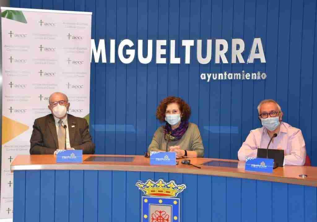 AECC de Ciudad Real se consolida en Miguelturra, trabajando con el Ayuntamiento 2