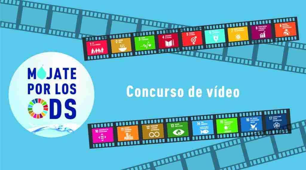 Está en marcha la nueva edición de 'Mójate por los ODS', un concurso de vídeo de Aquona para contribuir con los Objetivos de Desarrollo Sostenible 2
