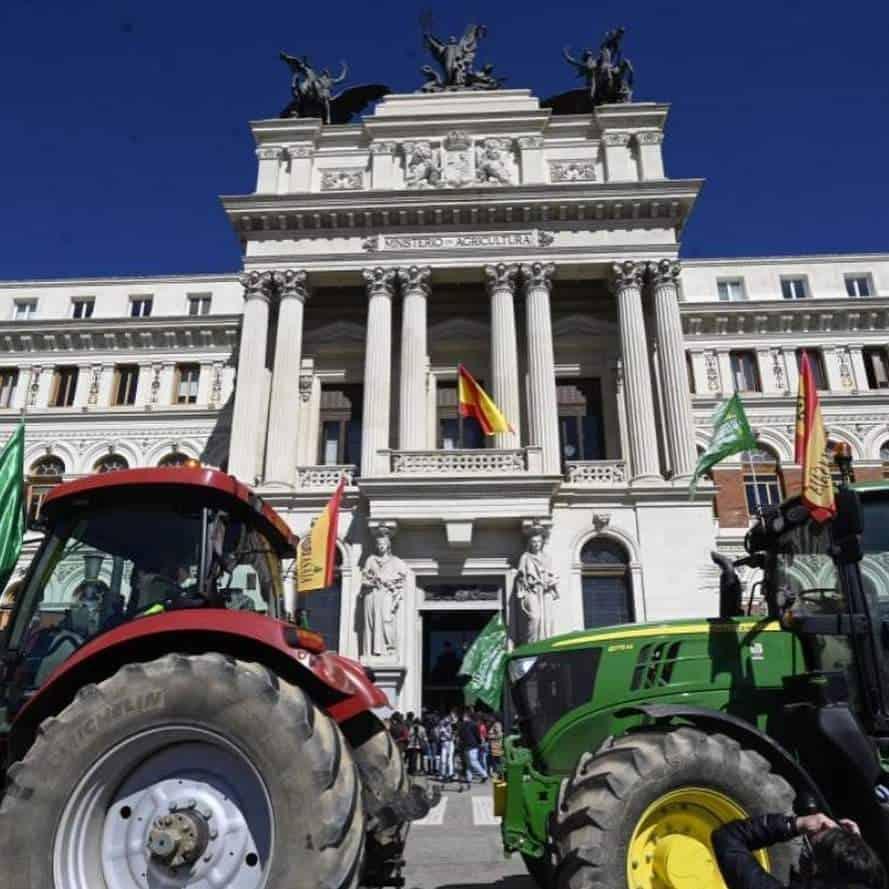 VOX Con las reivindicaciones del sector agrario 3