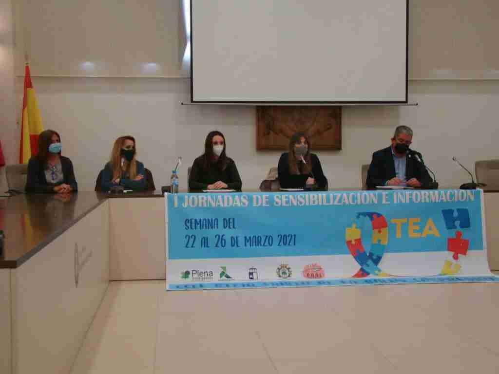 Asprodiq celebró las I Jornadas de Sensibilización e Información TEA 2