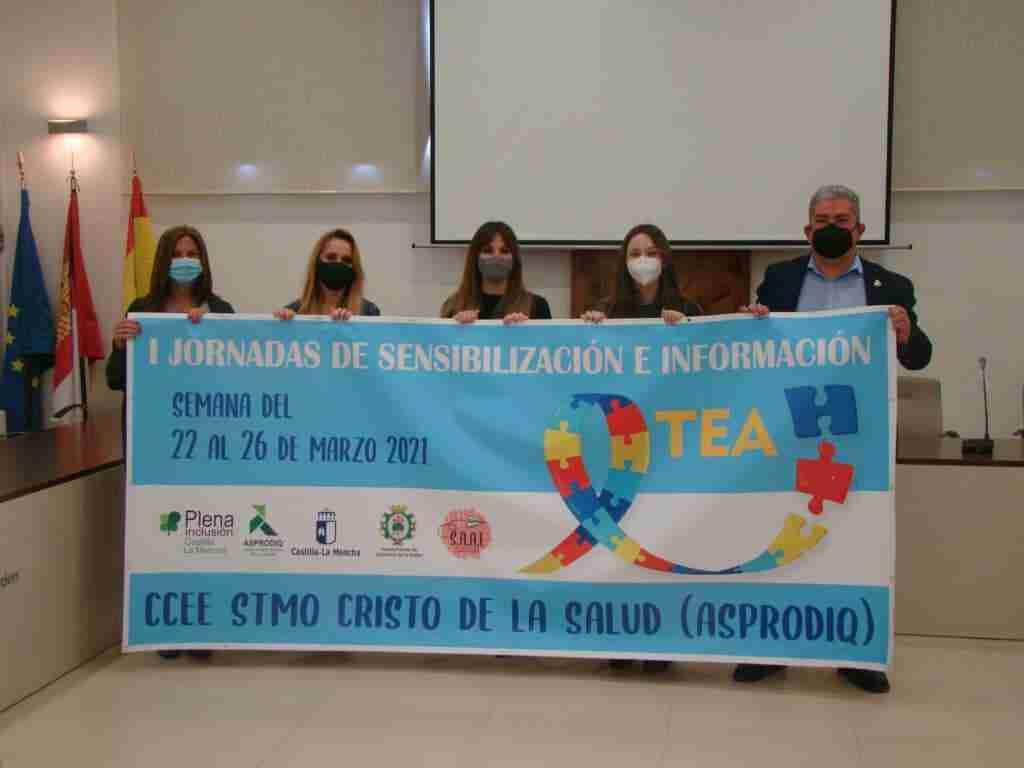 Asprodiq celebró las I Jornadas de Sensibilización e Información TEA 1