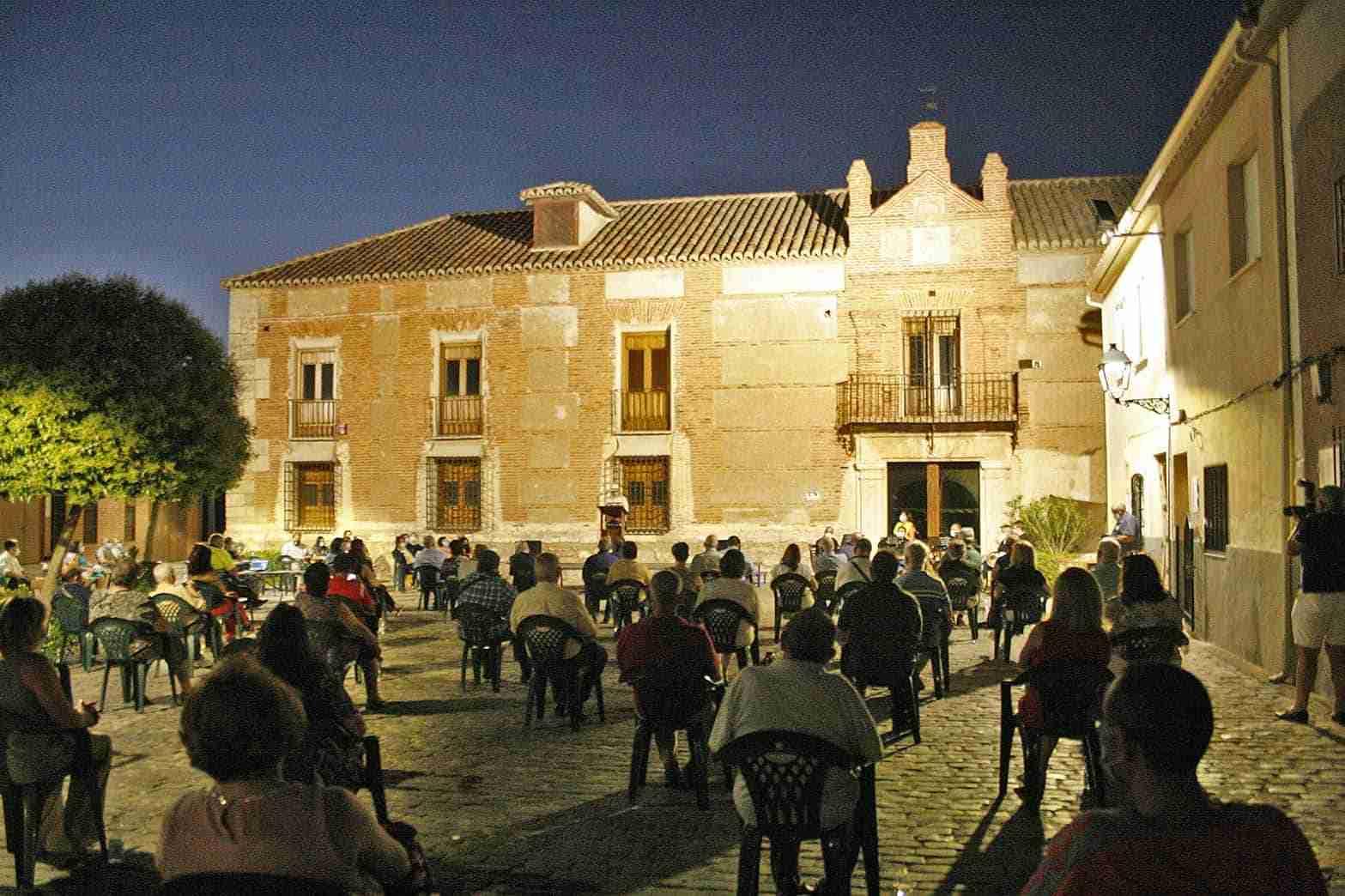 Este viernes tendrá lugar el acto de presentación de las Bases del II Certamen Nacional de Poesía 'Valentín Villalón', premio Aldea del Rey 3