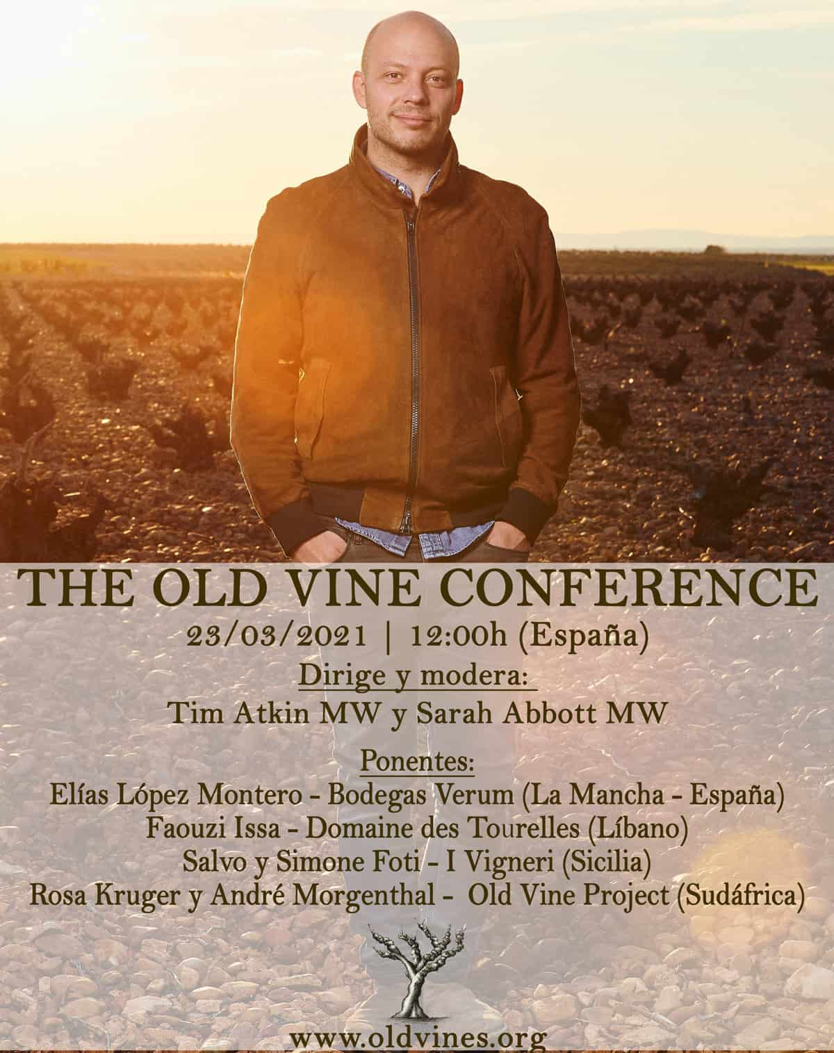 bodegas verdum old vines