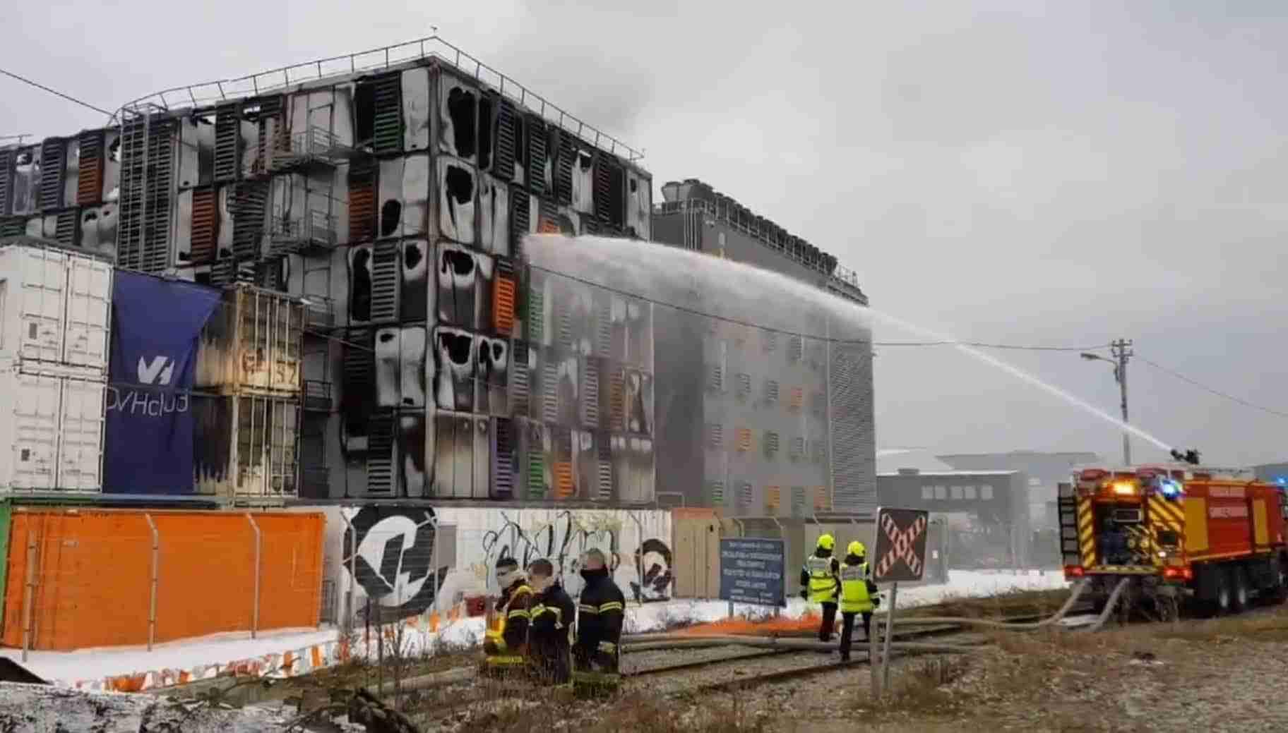 La pérdida de datos por el incendio en el centro de datos de OVH en Francia 6