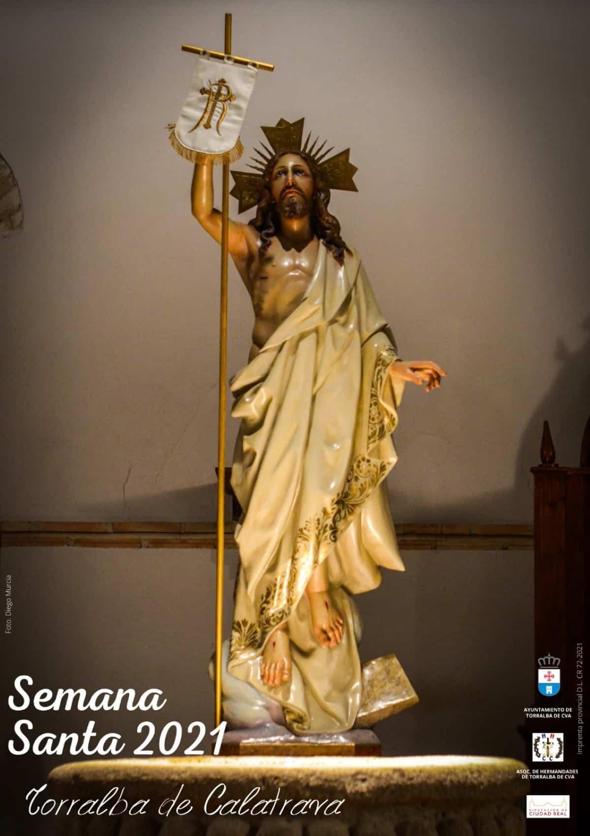 cartel semana santa 2021 torralba