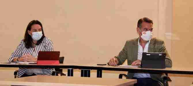 VOX exige responsabilidades al Ejecutivo de Tolón por gasto de más de 300.000 euros en contratos 1