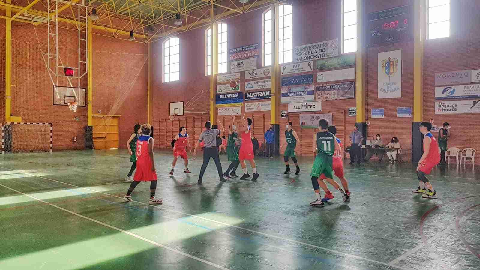 Crónicas baloncesto Criptana último fin de semana de febrero 58