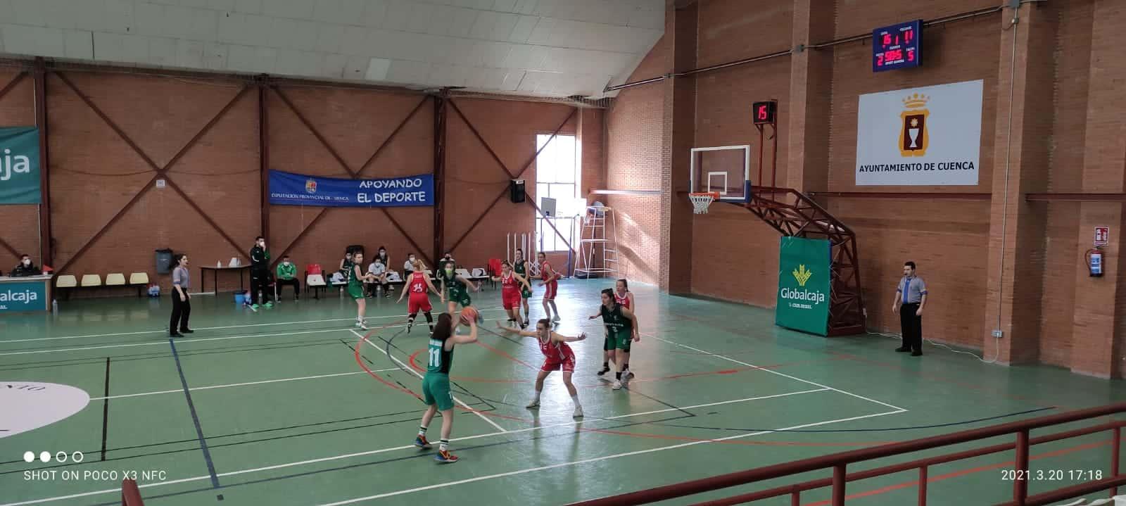 Los equipos senior masculino y el junior femenino de Campo de Criptana logran una nueva victoria 7