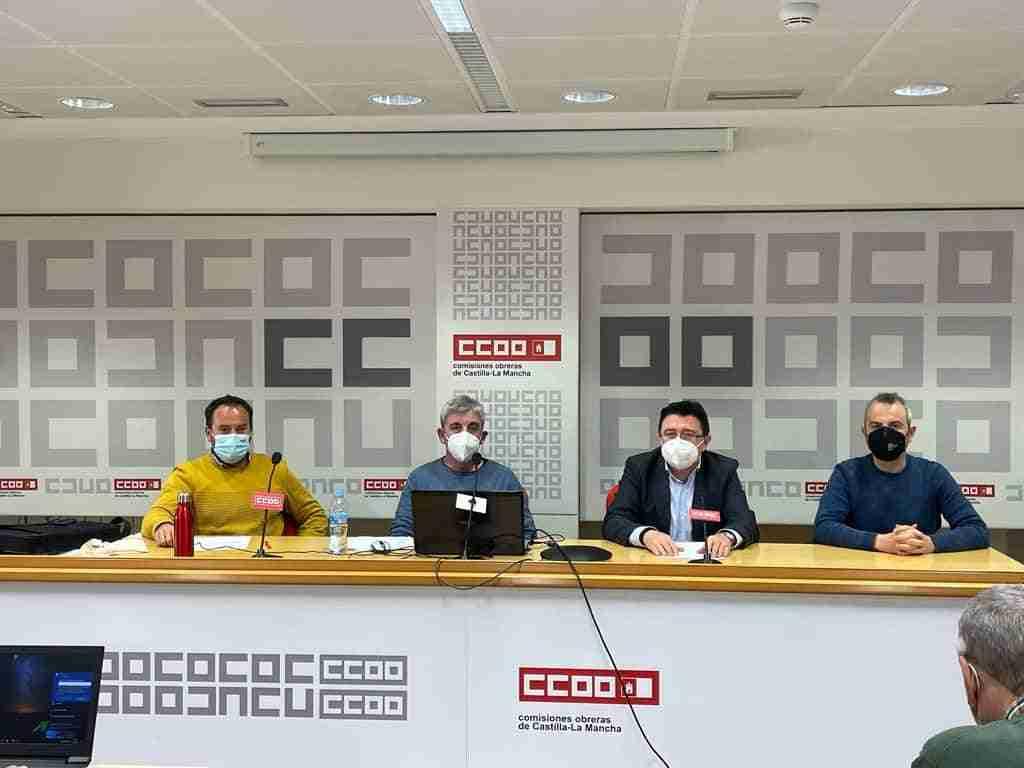 El Gobierno local refuerza el compromiso con la educación pública universal en el 9º Congreso de Enseñanza de CCOO 1