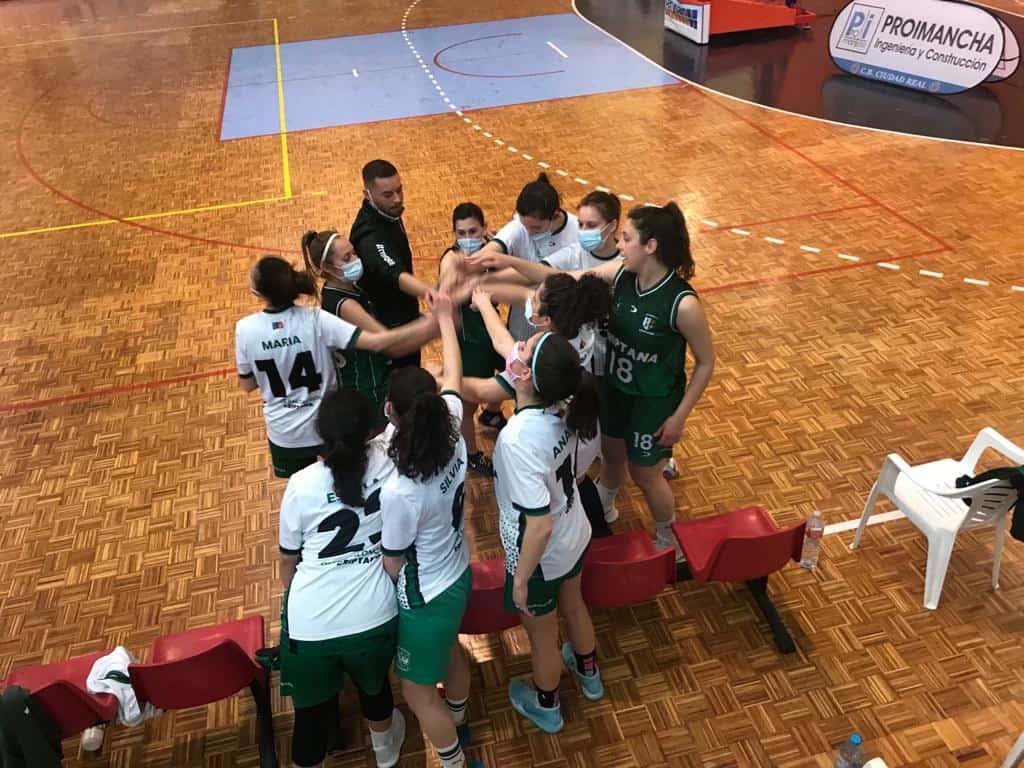 Victoria de los tres equipos del Baloncesto Criptana en una nueva jornada de liga 8