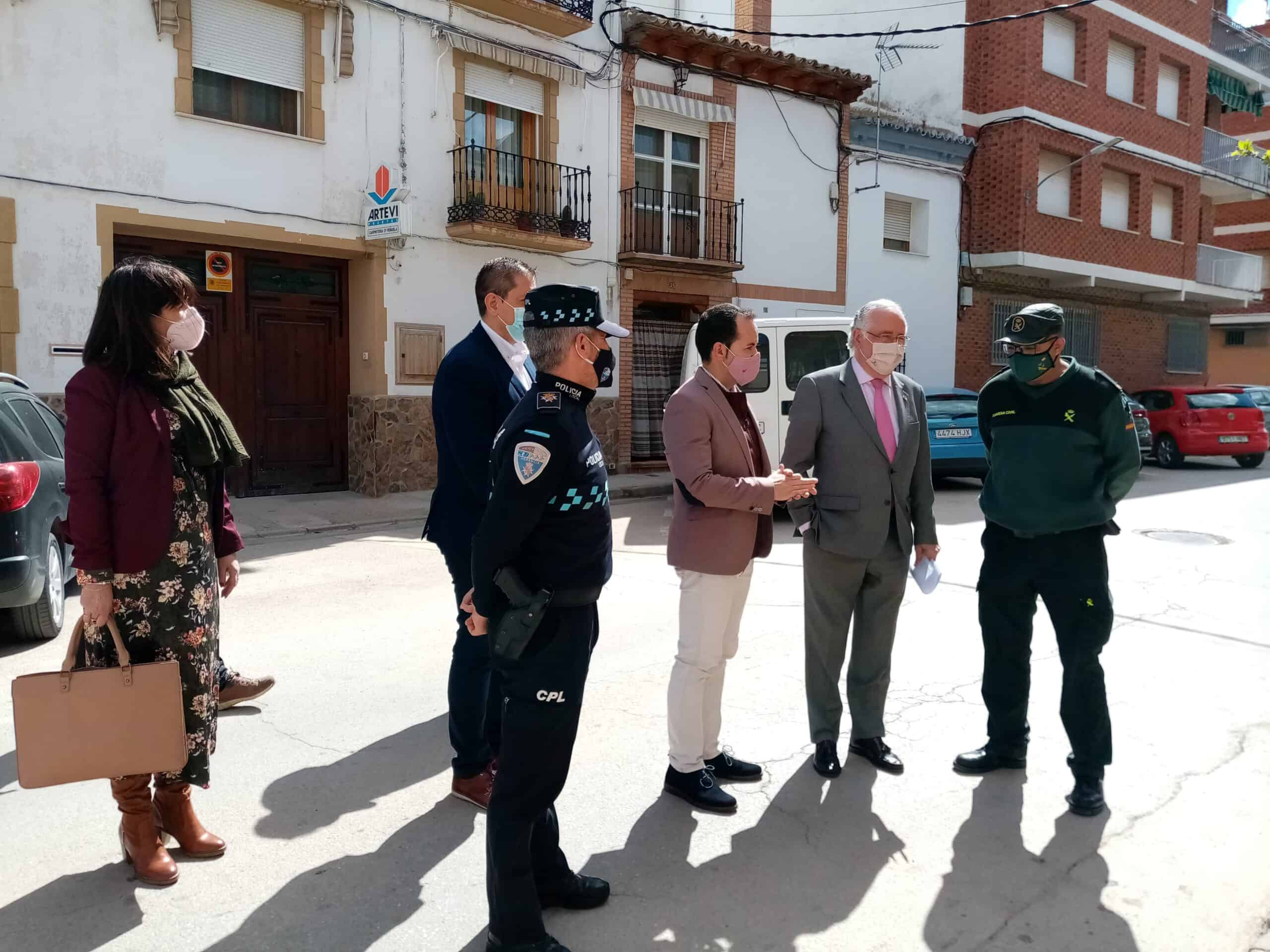 La Policía Local de Herencia inaugura sus nuevas dependencias 7