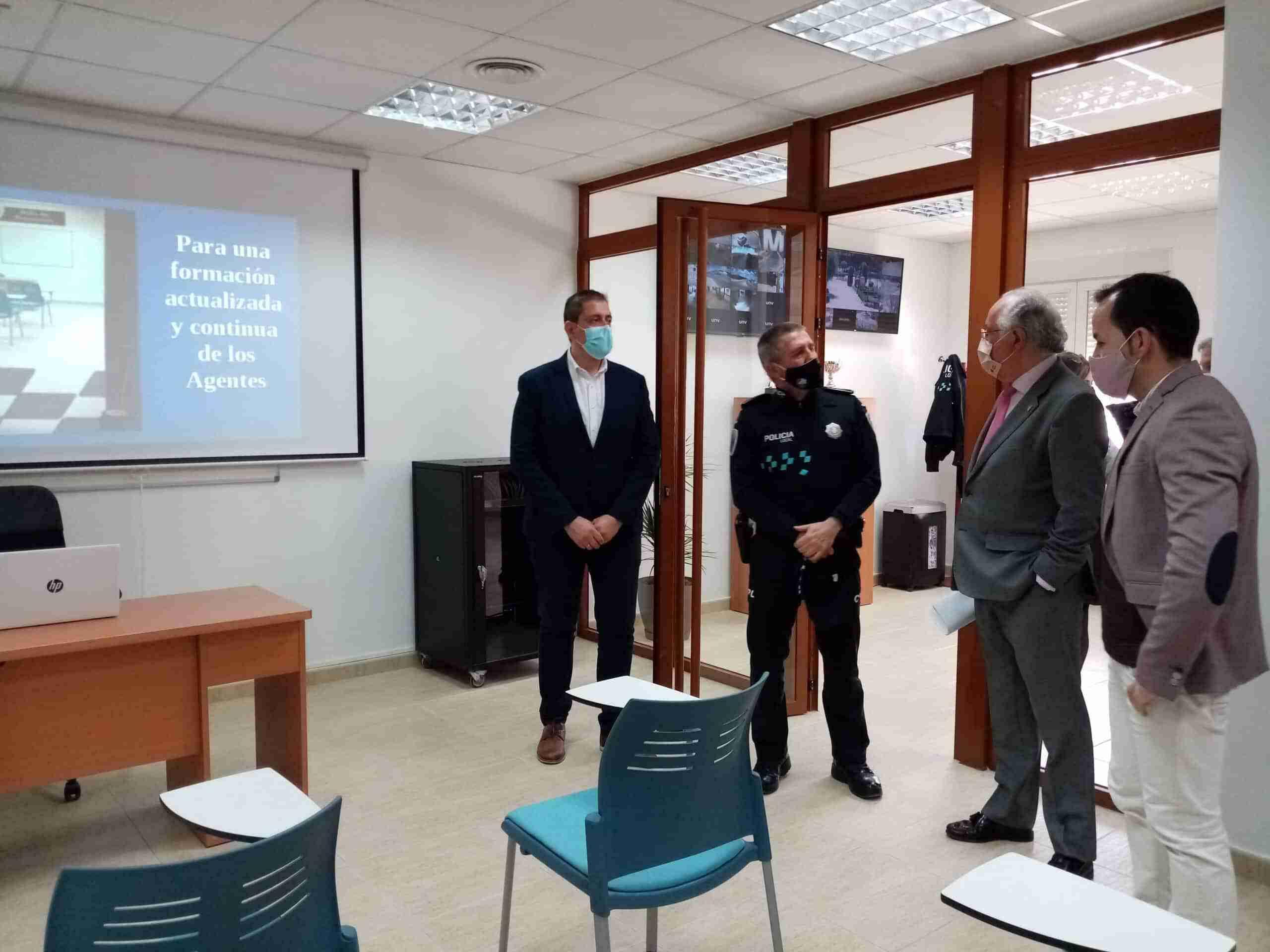 La Policía Local de Herencia inaugura sus nuevas dependencias 9