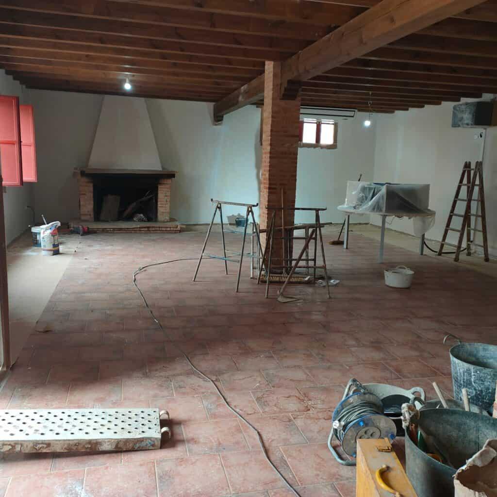 El Ayuntamiento de Santa Cruz de Mudela y una inversión de 30.000 euros para que el Santuario de Las Virtudes tenga bar-restaurante 2