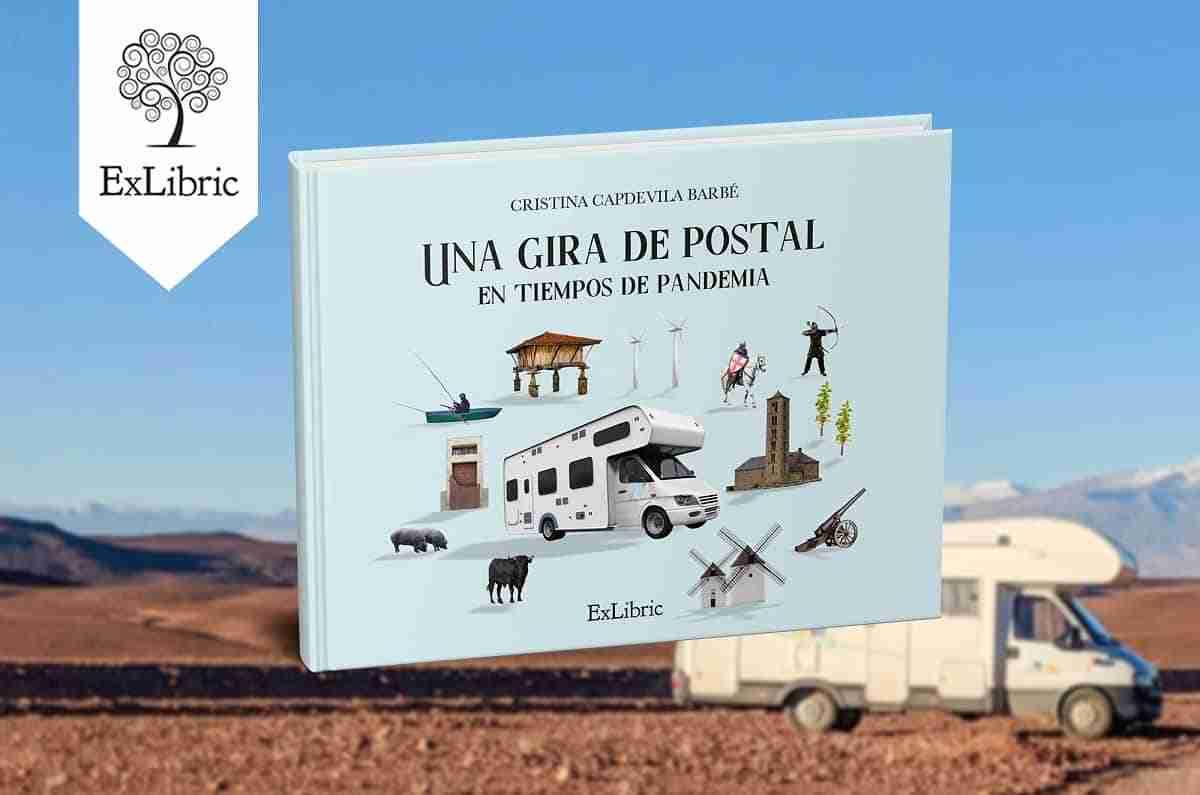 La periodista leridana Cristina Capdevila presenta Una gira de postal en tiempos de pandemia 3