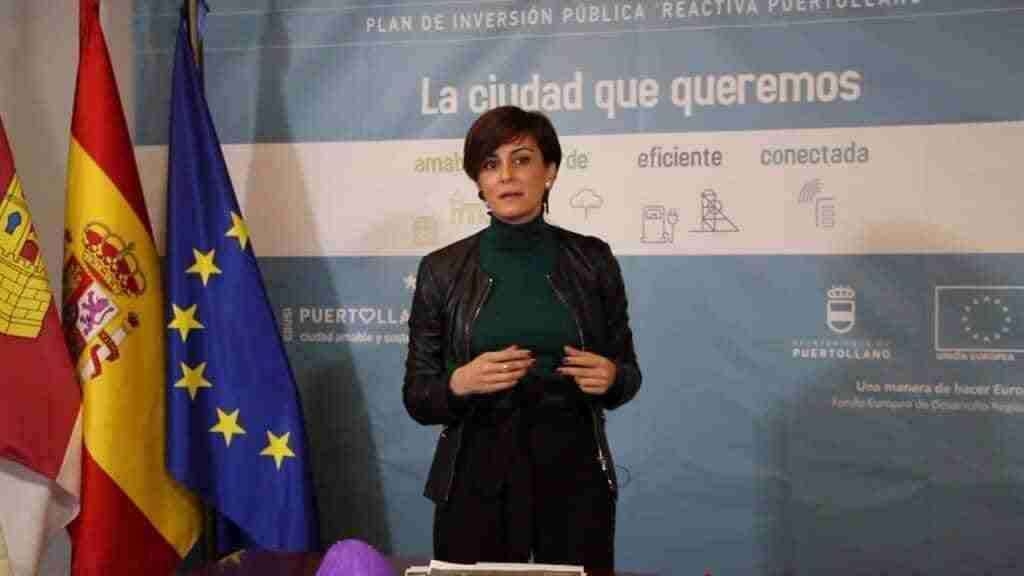 Gran exposición de la especialista Sonia Hidalgo sobre 'Mujer digital' y la visibilización en las redes, durante las Jornadas de Igualdad 2021 1