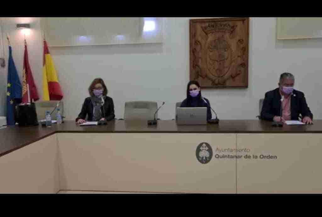 Desde el Centro de la Mujer y el Ayuntamiento de Quintanar reivindicaron los derechos de las mujeres 1
