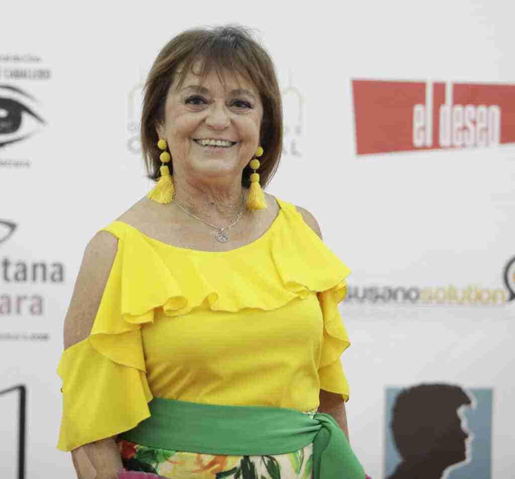"""Mari Pepa: """"La oferta educativa y cultural de Calzada de Calatrava es impresionante"""" 1"""