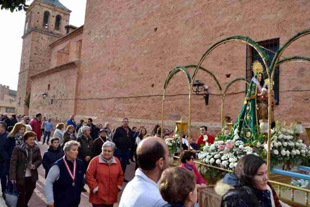 Se suspende la Romería en honor a la Virgen de Oreto y Zuqueda de Granátula de Calatrava, programada para el 7 de marzo 2