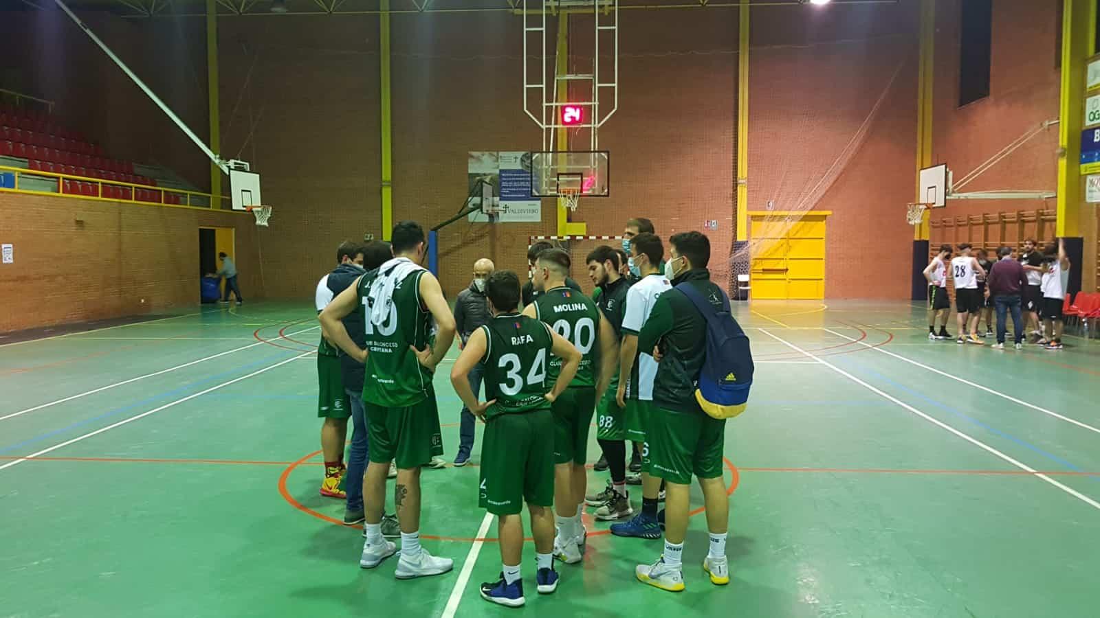 Victoria de los tres equipos del Baloncesto Criptana en una nueva jornada de liga 7