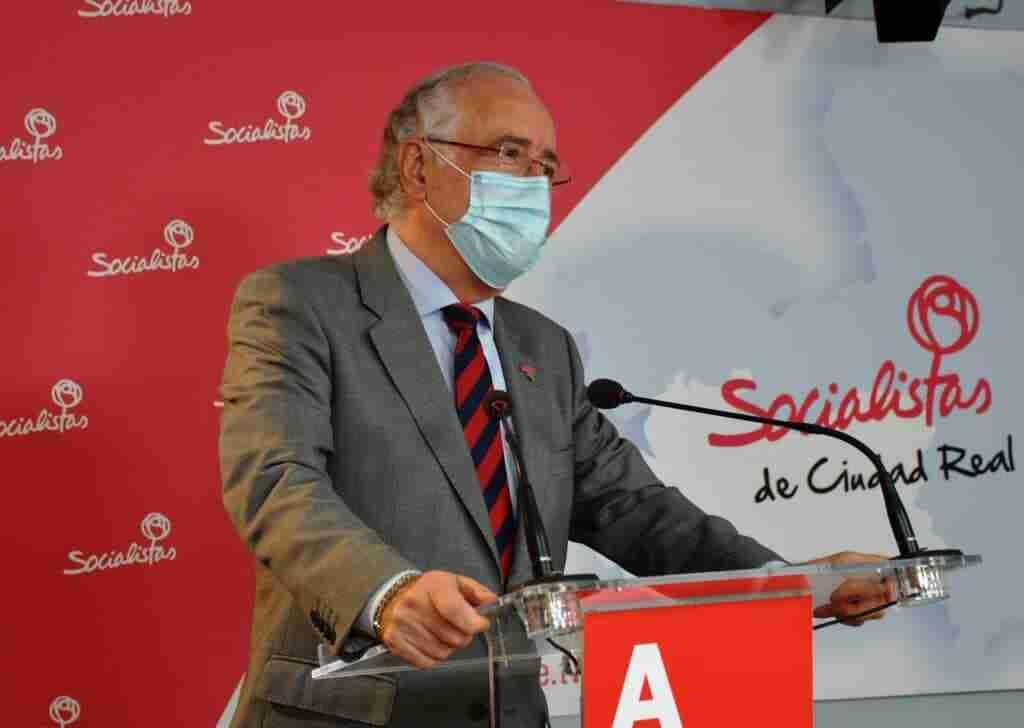 El PSOE provincial de Ciudad Real valora el ritmo de vacunación regional y las medidas aplicadas para doblegar la curva del COVID-19 1