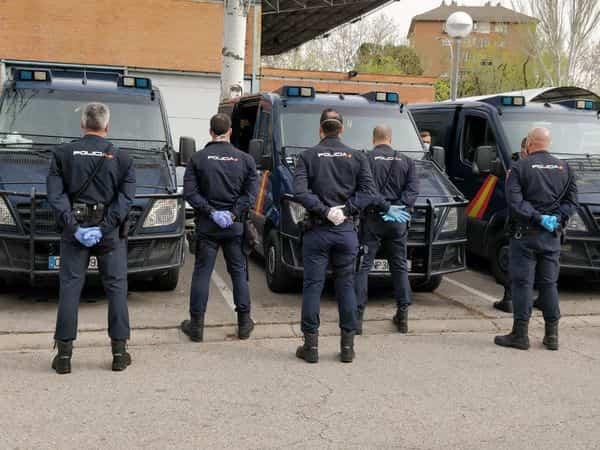 """VOX denuncia el """"peligro"""" que corren Policía y Guardia Civil de Talavera al desplazarse hasta Toledo para vacunarse 3"""