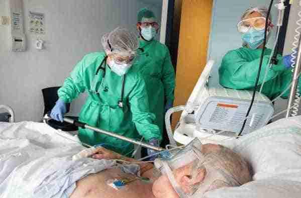 Castilla-La Mancha registra 964 nuevos casos por infección de coronavirus durante el fin de semana 1