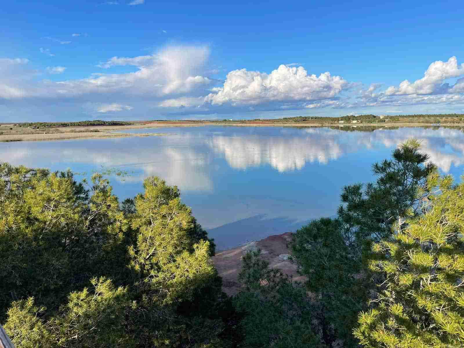 Un centenar de personas participarán en las jornadas de senderismo para defender las Lagunas de Villafranca 3