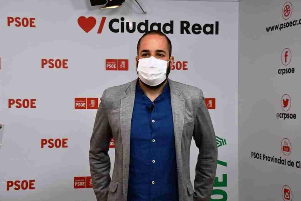 El PSOE destacó las iniciativas del Gobierno de España para beneficiar a la provincia de Ciudad Real, como el Plan Educa Digital y las ayudas a autónomos 1