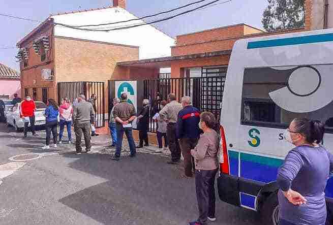 El alcalde de Mestanza insta a los ciudadanos a reducir al mínimo los contactos sociales en estos días festivos 1