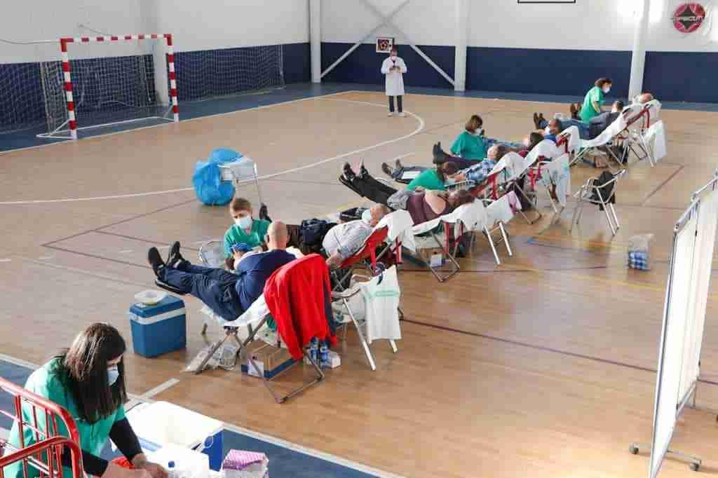 Almodóvar del Campo sumó siete nuevos donantes de sangre entre los 90 que ya dieron muestras de generosidad 1