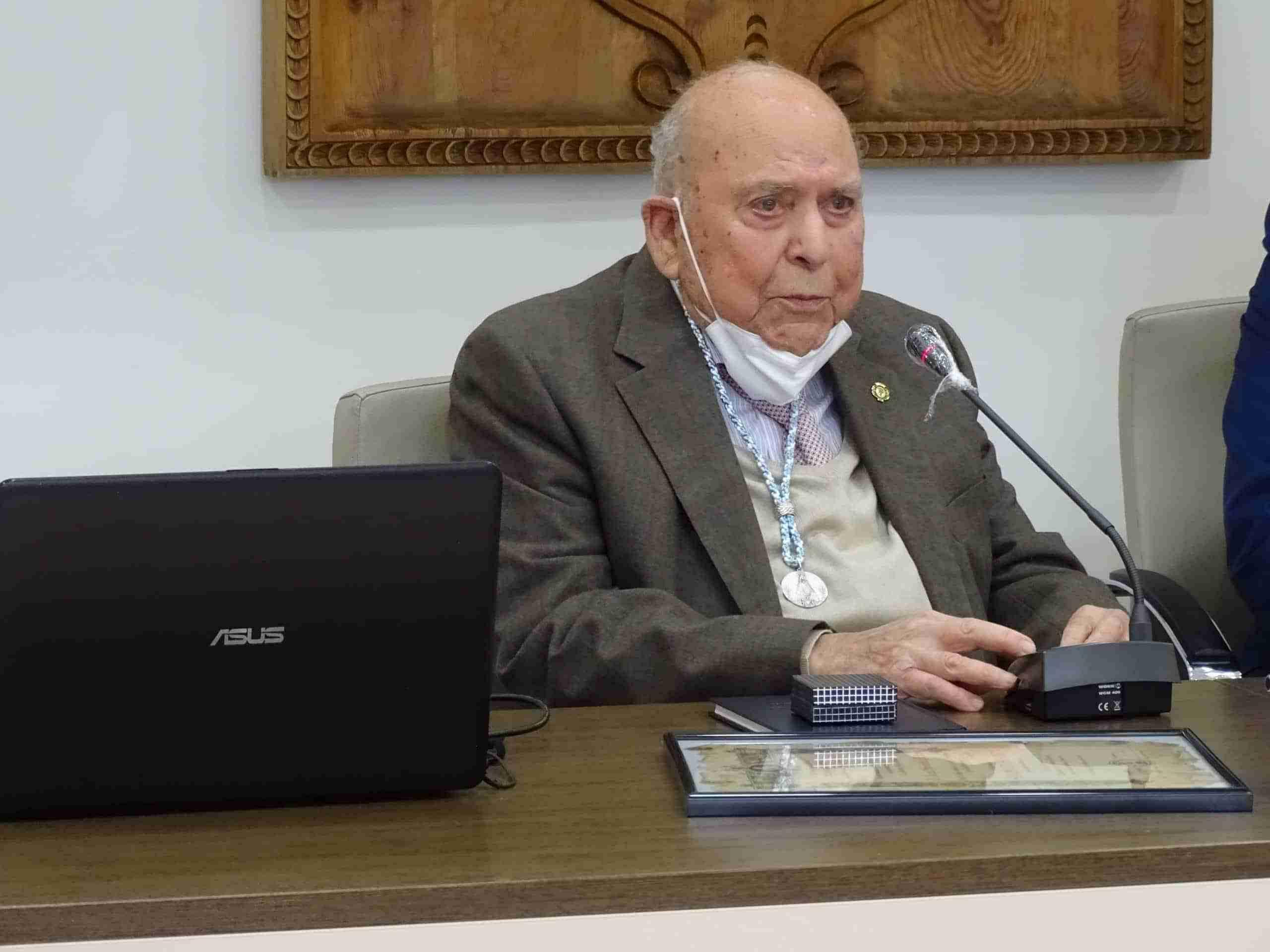 Quintanar de la Orden rinde un homenaje al abogado, alcalde e intelectual D. Ángel Sepúlveda Madero 3