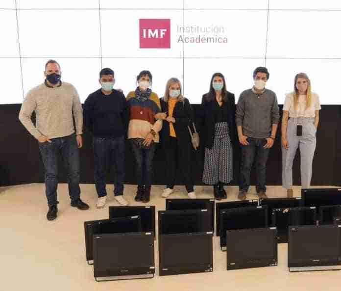 imf institucion academica donacion